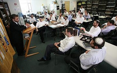 Yeshivat Chovevei Torah, located at the Hebrew Institute of Riverdale in New York, was established by Rabbi Avi Weiss in 2000. (Photo courtesy of Yeshivat Chovevei Torah)