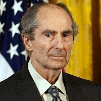 Philip Roth at the National Humanities Medal ceremony at the White House, March 2, 2011. (Photo by Jim Watson/AFP/Getty Images)