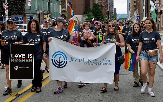 (Photo courtesy of Jewish Federation of Greater Pittsburgh)