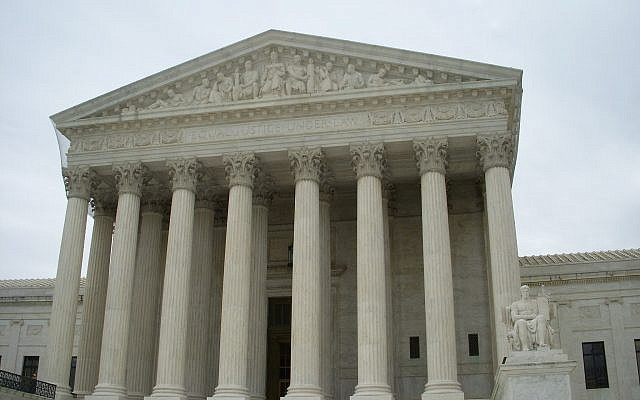 The U.S. Supreme Court has upheld the legality of President Donald Trump's so-called Muslim ban — which bars people from five Muslim-majority countries from visiting or immigrating to the United States  — on Tuesday. (Photo from Wikimedia Commons)