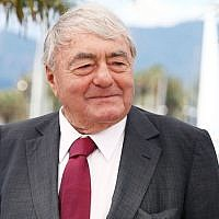 Claude Lanzmann at the Cannes Film Festival in France, May 19, 2013. (Photo by Andreas Rentz/Getty Images)