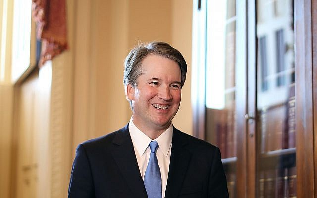 Brett Kavanaugh was nominated by President Trump to be the newest Supreme Court justice. (Photo by Chip Somodevilla/Getty Images)