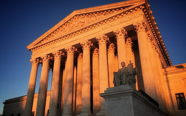 The Supreme Court building in Washington, D.C. (Photo by Wil Etheredge / iStockphoto.com)