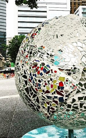 Cool Globes' offers colorful solutions to climate change