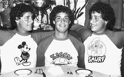 """Three Identical Strangers"" tells how three boys were unwilling particpants in a bizarre experiment. (Photo courtesy of the production company)"