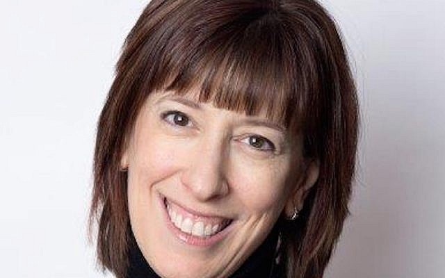 Erika Rudin-Luria will serve as the president of Cleveland's Jewish federation starting on Jan. 1. (Photo courtesy of Jewish Federation of Cleveland)