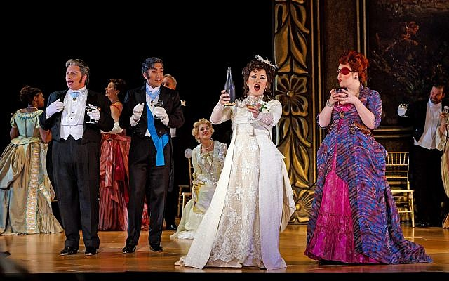 La Traviata, Pittsburgh opera, is included on the artsburgh site. (Photo by David Bachman photography for Pittsburgh Opera, courtesy of Greater Pittsburgh Arts Council)