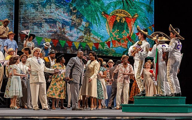 The Summer King, Pittsburgh opera, is included on the artsburgh site. (Photo by David Bachman photography for Pittsburgh Opera, courtesy of Greater Pittsburgh Arts Council)