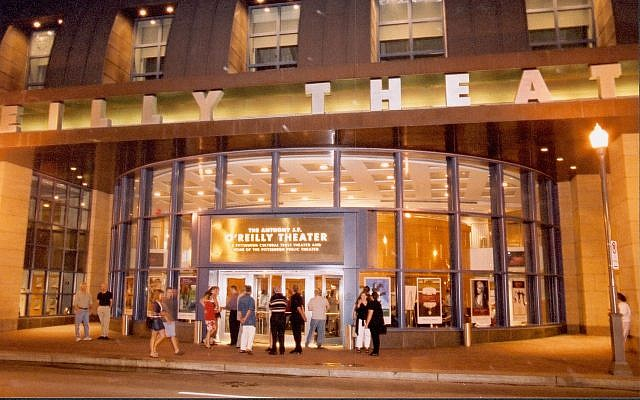 O'Reilly Theater. (Photo courtesy of Pittsburgh Public Theater)