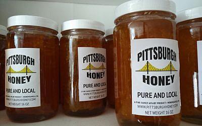 Pittsburgh Honey, on Murray Avenue, celebrated its first anniversary Sept. 1. (Photo by Adam Reinherz)