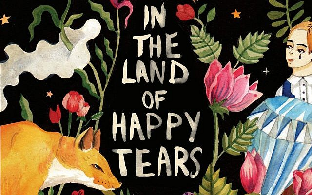 "A portion of the cover of David Stromberg's ""In the Land of Happy Tears."" (Courtesy photo)"