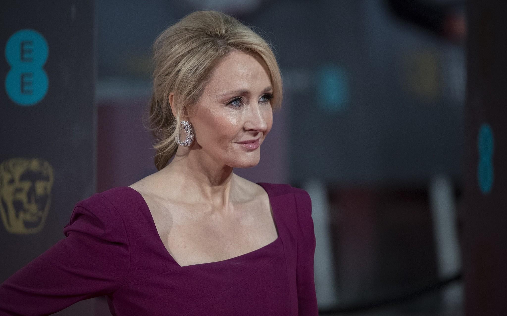 Film Jk Rowling