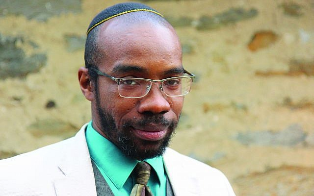 "Shais Rishon's latest book, ""Ariel Samson: Freelance Rabbi,"" tells the story of a black rabbi.  (Photo courtesy of Shais Rishon)"