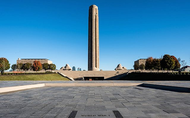 he National WWI Museum and Memorial opened to the public in 1926.	  (Courtesy of The National WWI Museum and Memorial)