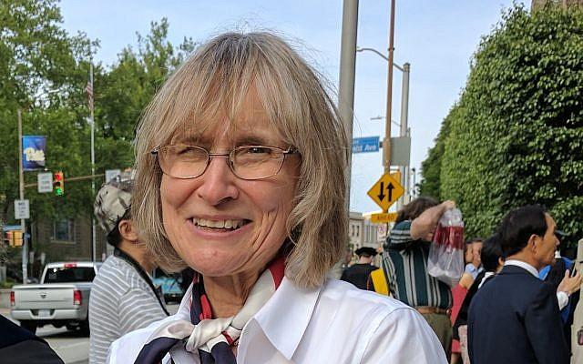 Joyce Fienberg (Photo courtesy of Jana Asher)