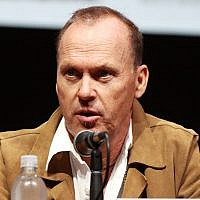 Michael Keaton at the 2013 San Diego Comic Con International in San Diego, California. (Photo by Gage Skidmore/ Wikimedia commons)