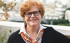 Deborah Lipstadt. Photo by Osnat Perelshtein
