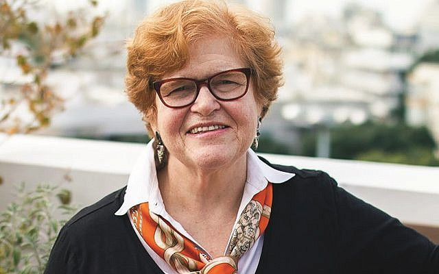 Deborah Lipstadt. Photo by Osnat Perelshtein