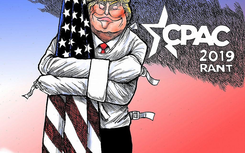 CPAC 2019 Rant