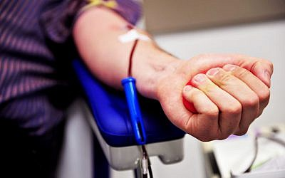One of the ways to strengthen the future is to donate blood. (Photo by roibu/iStockphoto.com)
