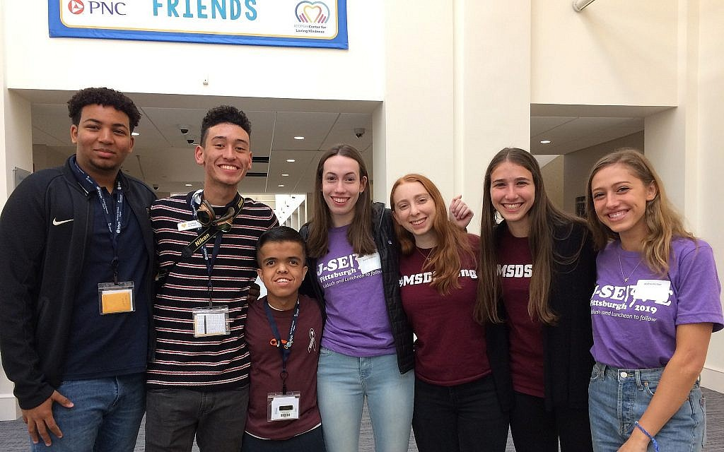 Parkland visitors share lessons of resilience and hope