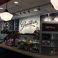 Graeter's is now open in Castle Shannon. (Photo by Toby Tabachnick)
