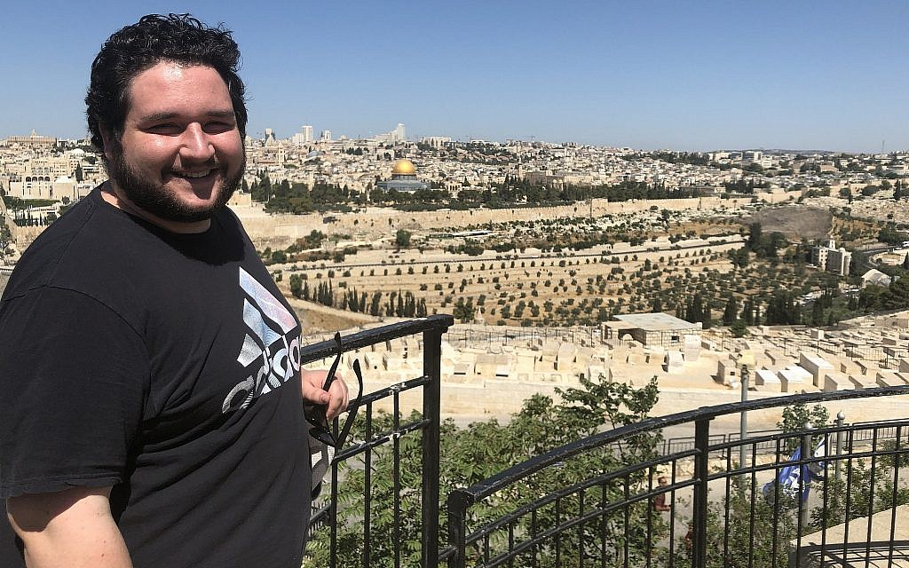 Pennsylvania native returns from J Street's first student trip to Israel