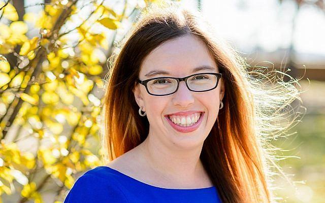 Washington Post opinion writer Alyssa Rosenberg. Photo by Amber Wilkie