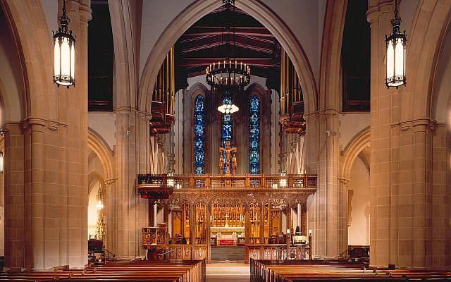Calvary Episcopal Church (Photo provided by Calvary Episcopal Church)