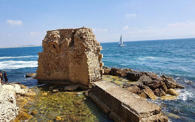Onward Israel participants visited beautiful Haifa. Photo courtesy of Benjamin Ahlmark