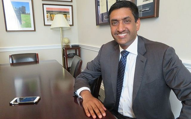 Ro Khanna Photo by Ron Kampeas