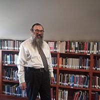 Rabbi Moishe Mayir Vogel. (File photo)