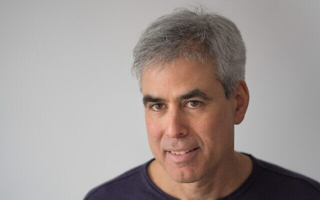 Jonathan Haidt. (Photo by Jayne Riew)