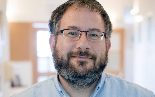 Rabbi Zvi Hirschfield   Photo courtesy of Pardes Institute of Jewish Studies