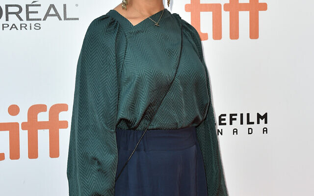 """TORONTO, ONTARIO - SEPTEMBER 12: Susan Choi attends the """"American Woman"""" premiere during the 2019 Toronto International Film Festival at Roy Thomson Hall on September 12, 2019 in Toronto, Canada. (Photo by Ernesto Distefano/Getty Images)"""
