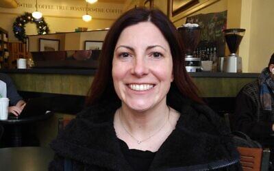 Maria Cohen. Photo by Adam Reinherz