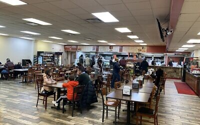 Salem's Market and Grill is a gathering place for people of all races, religions and nationalities. Photo by Jim Busis