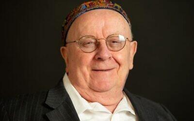 Pittsburgh Holocaust survivor Judah Samet has received help from JFCS. Photo by Megan Walker of JFCS