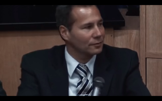 A new Netflix series examines the mysterious death of Alberto Nisman, the special prosecutor who was investigating a bombing at a Jewish community center in Argentina. Netflix trailer screenshot