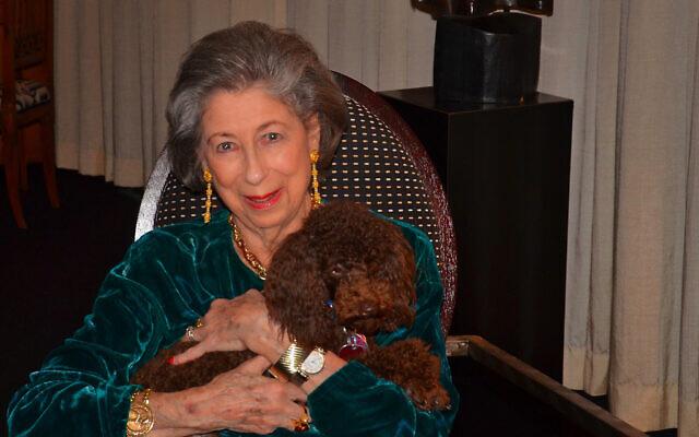 Joan Apt (Photo provided by Apt family)