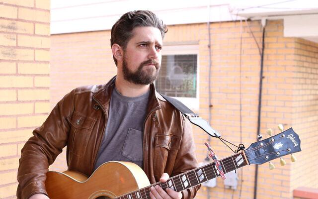 Joel Lindsey. Photo by Amy Lindsey