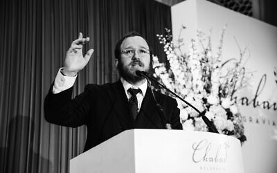 Rabbi Mendel Kalmenson. Photo courtesy of Rabbi Yisroel Altein