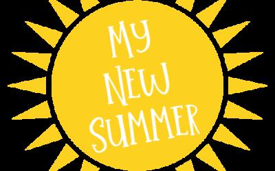 My New Summer logo courtesy of Andrew Exler