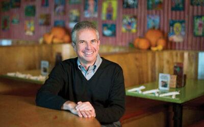 Cary Klein. Photo by Cayla Zahoran.