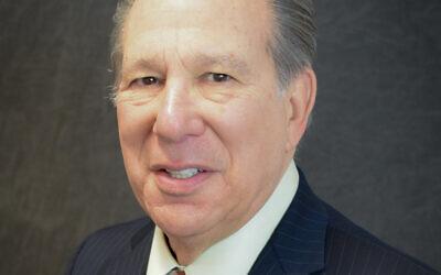 Steven L. Pomerantz (Photo courtesy of JINSA)