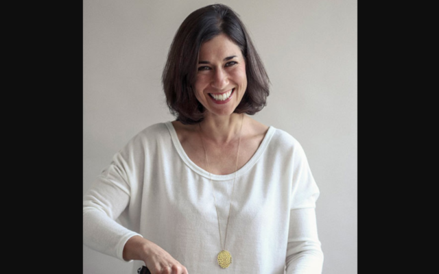 Inbal Baum's business brought tourists to Israeli markets for a decade.  Photo courtesy of Delicious Experiences via JTA