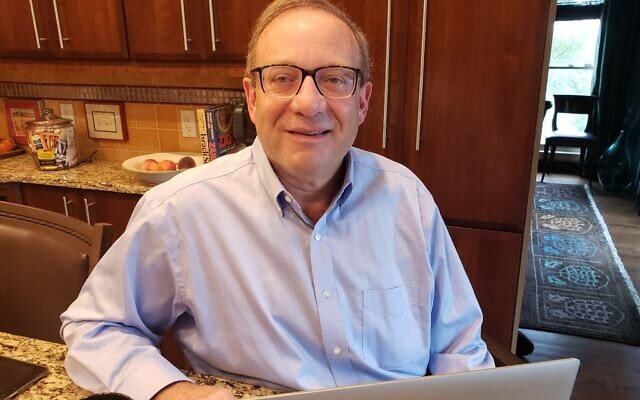 David Sufrin (Photo by Diane Samuels)
