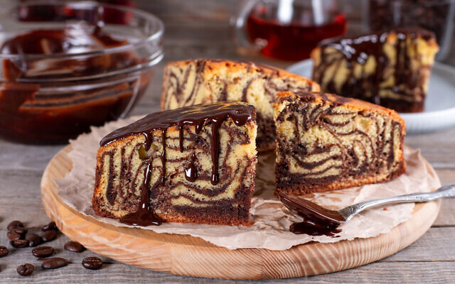 Marble cake  (Photo by Qwart/iStockphoto.com)