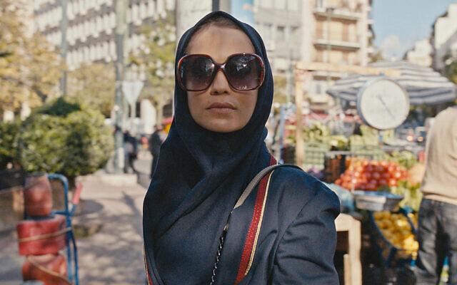 "Niv Sultan as Tamir Rabinyan in ""Tehran."" (Apple TV+ via JTA)"