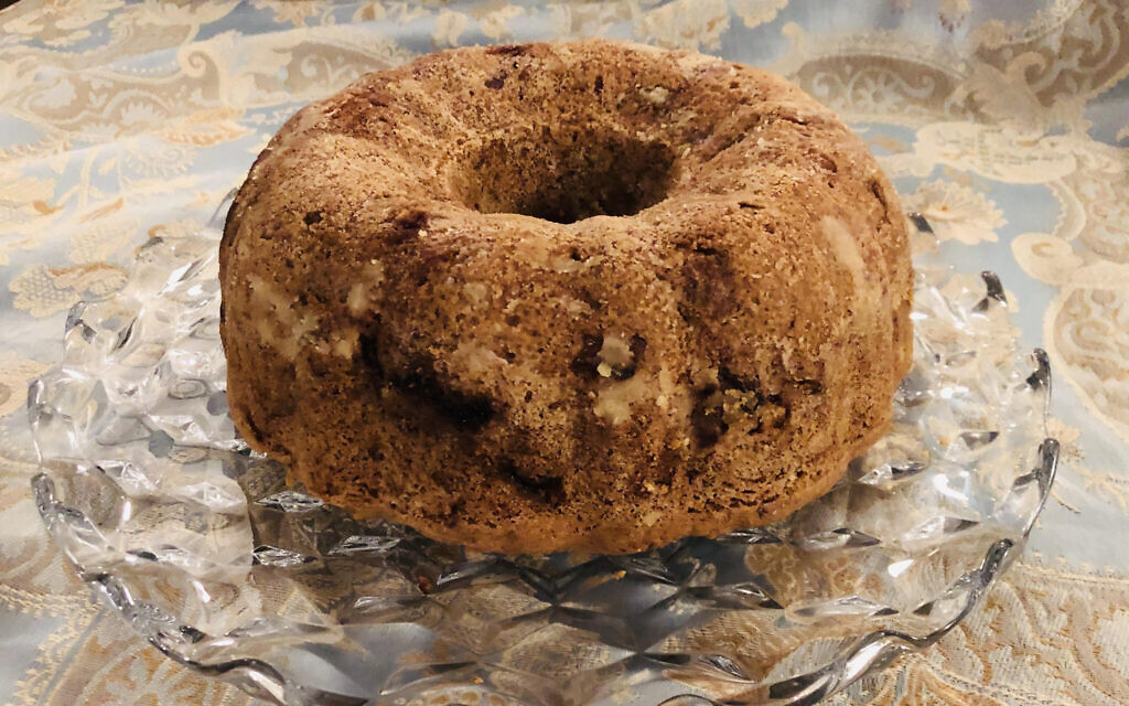 Grandma Millie's Apple Cake (Photo by Jessica Grann)